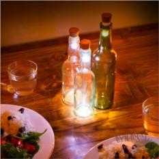 Светящаяся пробка для бутылки Bottle Light