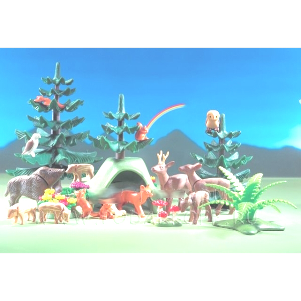 Набор «Лесные звери»
