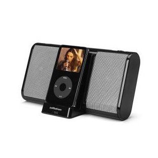 Портативная аудиосистема для iPod
