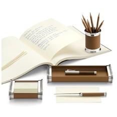 Набор аксессуаров для письменного стола GRAF VON FABER-CASTELL BRAUN