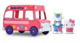 Игровой набор «Школьный автобус», Hello Kitty