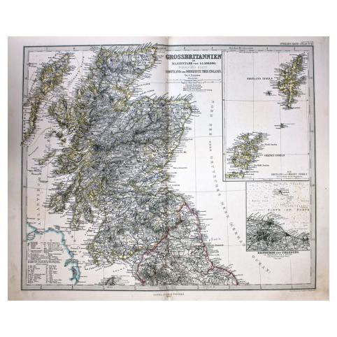 Карта «Великобритания»