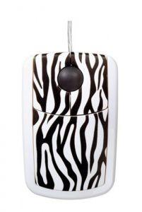 Мышь (Pat Says Now) Zebra