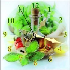 Часы с кристаллами Swarovski Кухня