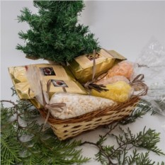 Подарочный чайный набор «Септима»