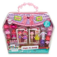 Игровой набор Лалалупси Mini с 2-мя куклами и аксессуарами