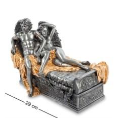 Статуэтка «Амур и Психея» (высота 18 см)
