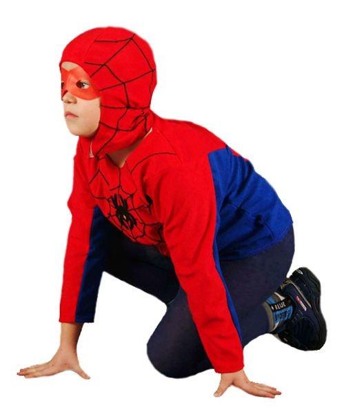 Карнавальный костюм Человек-паук, 6-10 лет