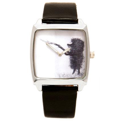 Наручные часы «Ежик с веточкой»