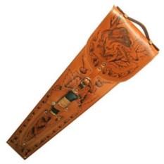 Элитный набор с шампурами с рукоятью из бронзы На охоте