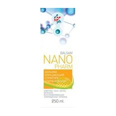 Бальзам с нано частицами, улучшающий структуру волос
