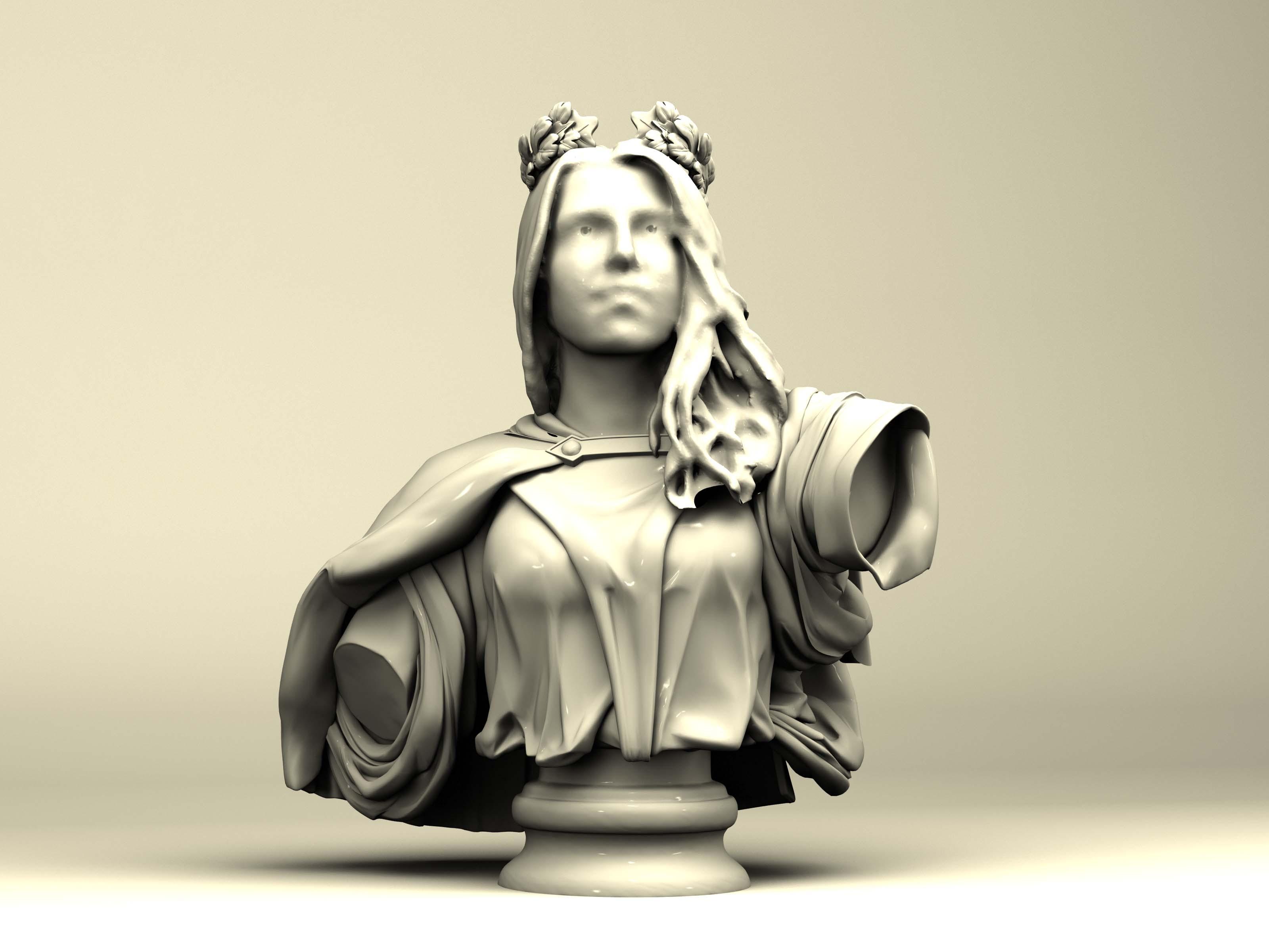 Статуэтка 3DYA (15 см)