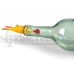 Пробка для бутылки вина Петух