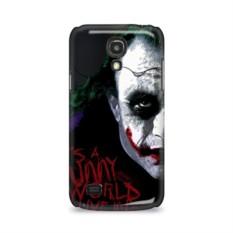 Чехол для Samsung 3D Galaxy S4 mini Джокер