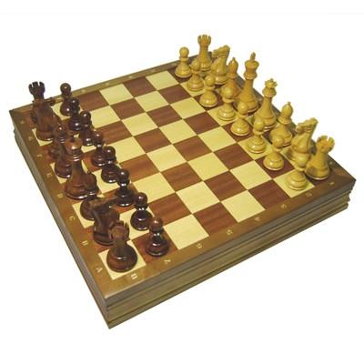 Шахматы Британская классика