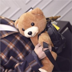 Плюшевый рюкзак Ми-ми-мишка