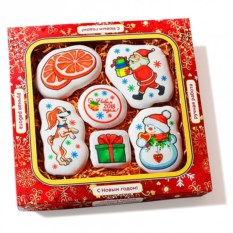Волшебное печенье «Новогодние сюжеты»