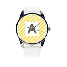 Часы с вашей монограммой «Bands»