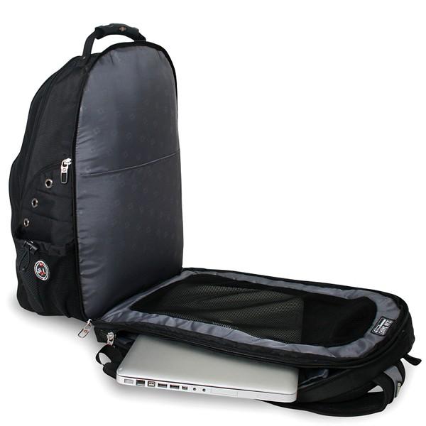 Рюкзак Wenger цвет серый/черный