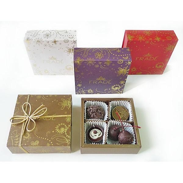 Набор конфет ручной работы «Вспышка вкуса»