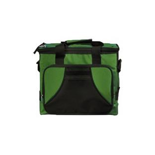 Термоэлектрическая сумка-холодильник (зеленая)