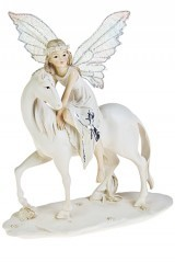 Фигурка Нимфа Асия на лошади