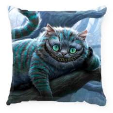 Подушка Чеширский кот
