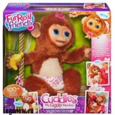 Игрушка Смешливая обезьянка (FurrealL Frends)