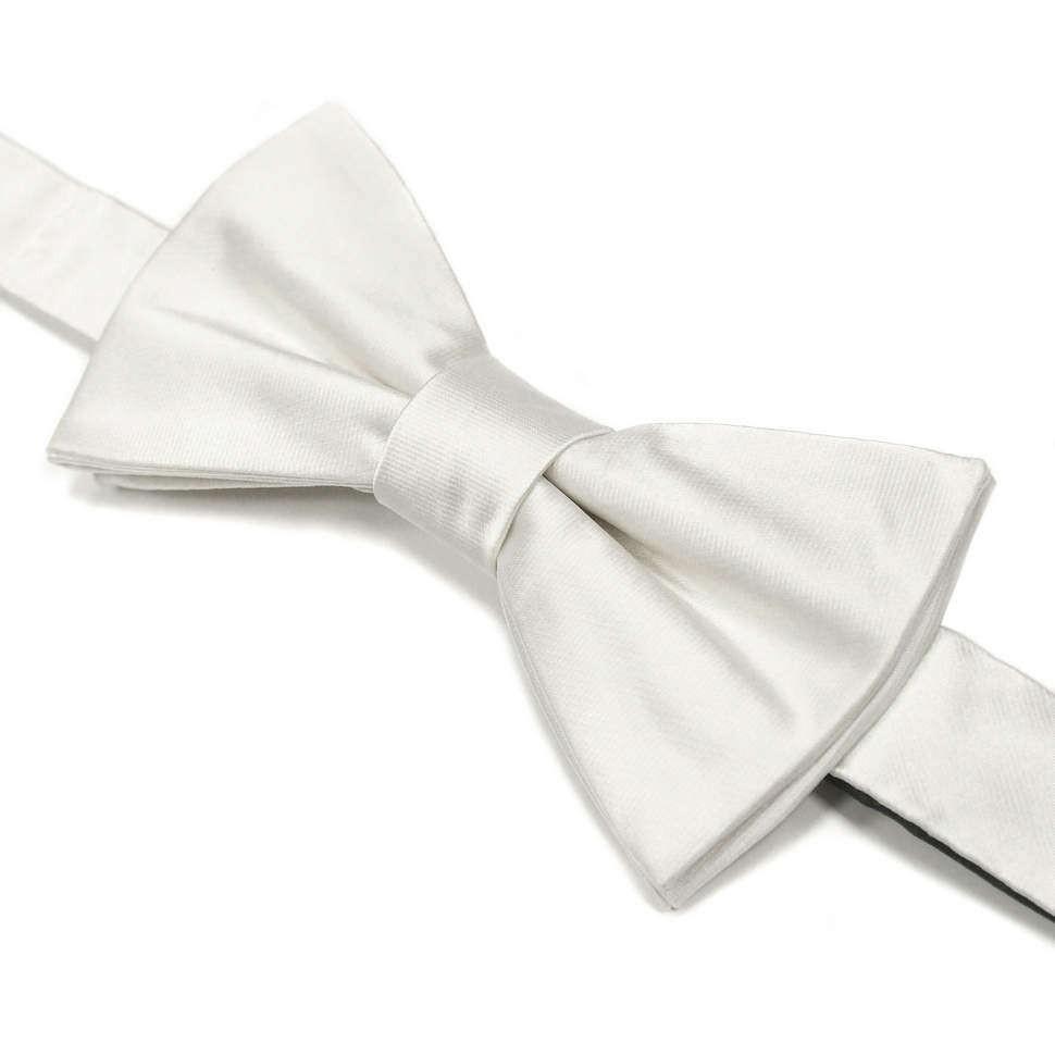 Белая свадебная бабочка Laura Biagiotti