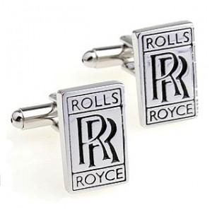 Запонки Rolls Royce