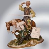Статуэтка фарфоровая Дон Кихот