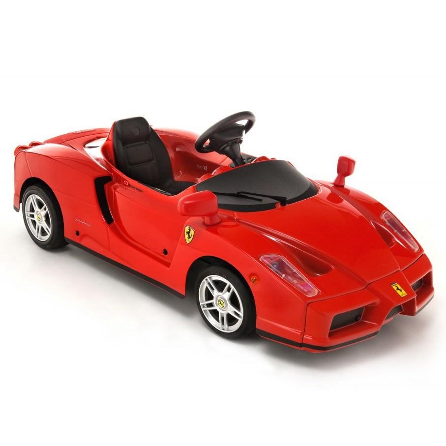 Машинка педальная Ferrari Enzo