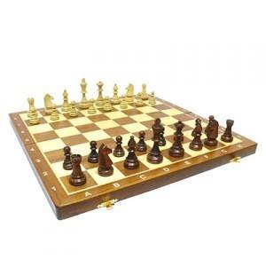 Деревянные шахматы Турнирные
