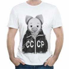 Мужская футболка Хрюша СССР
