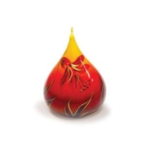 Свеча «Цветы»