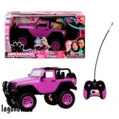 Радиоуправляемая модель автомобиля Jeep Wrangler