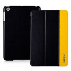 Чехол Momax Flip Cover Black-Yellow для Apple iPad mini