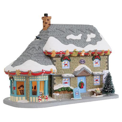 Новогодний сувенир «Дом сладостей» Luville