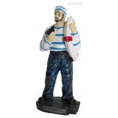 Статуэтка Бывалый моряк (высота 21 см)