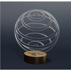 3D светильник Onilight
