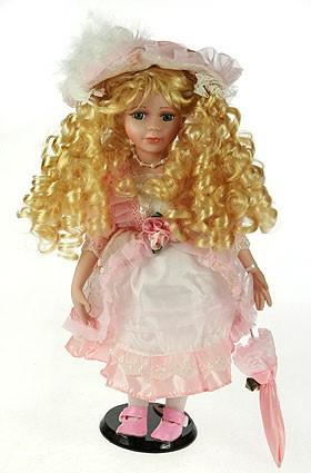 Коллекционная кукла Джулия