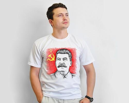 Футболка «Сталин»