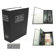 Книга-сейф с кодовым замком The new english dictionary Black