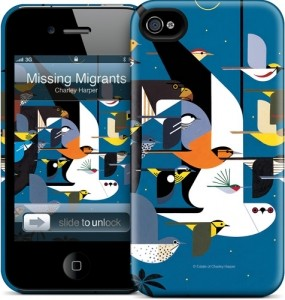 Чехол для iPhone 4/4S Gelaskins Missing Migrants