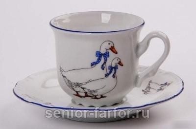 Набор для чая Thun Бернадот на 6 персон