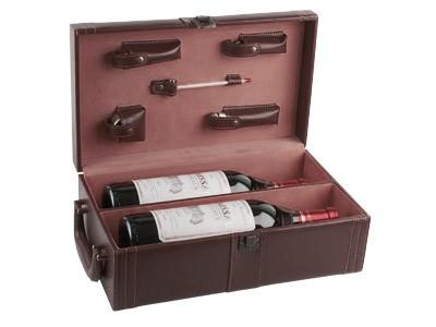 Набор аксессуаров для вина в кейсе