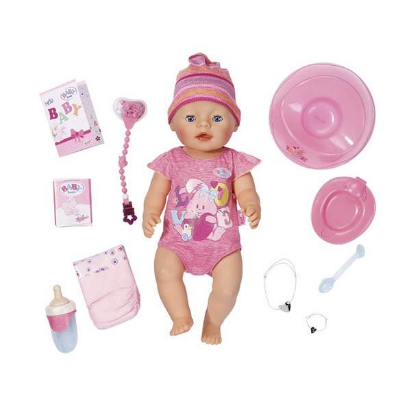 Интерактивная кукла Baby Born Девочка