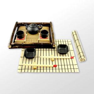 Обеденный набор с чайником