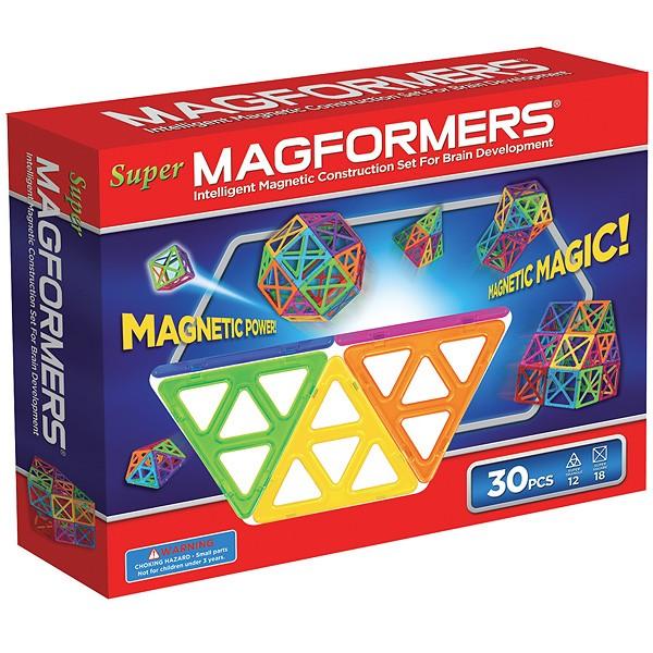 Конструктор Super Magformers 30