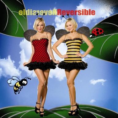 Маскарадный костюм 2 в 1 Пчелка/ Божья коровка